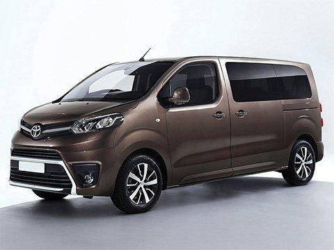 Toyota ProAce Verso Kombi - recenze a ceny