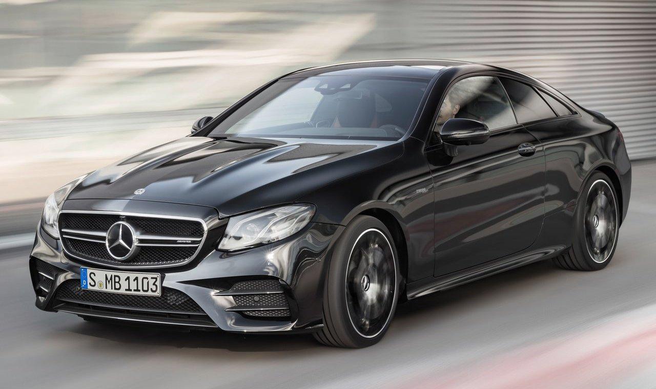 Mercedes-Benz E kupé - recenze a ceny