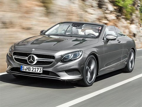 Mercedes-Benz S kabriolet - recenze a ceny