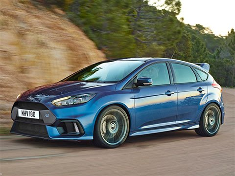 Ford Focus RS - recenze a ceny