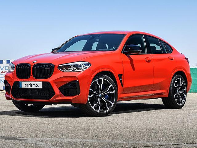 BMW X4 M - recenze a ceny