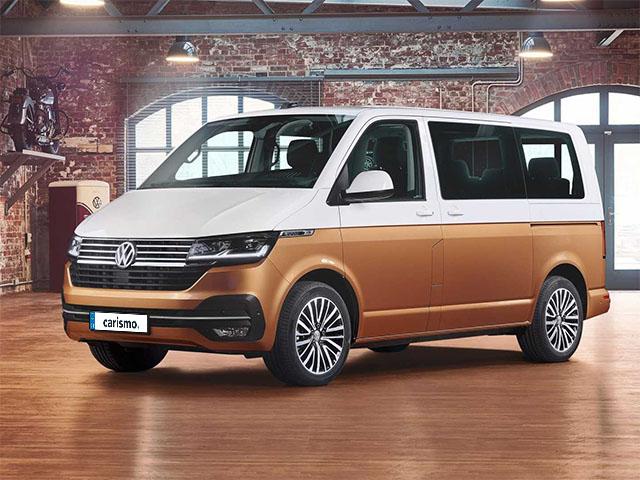 Volkswagen Multivan 6.1 - recenze a ceny