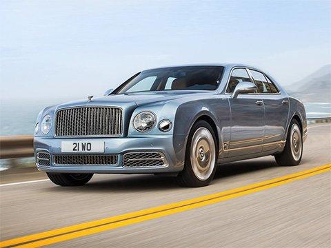 Bentley Mulsanne - recenze a ceny
