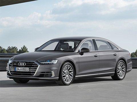 Video: Audi A8 L zrychlení 5 TFSI 3.0 V6, 340 hp a 500 Nm