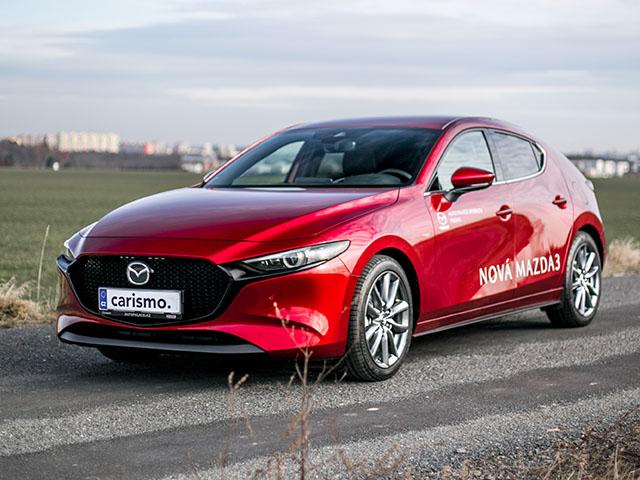 Mazda 3 hatchback - recenze a ceny