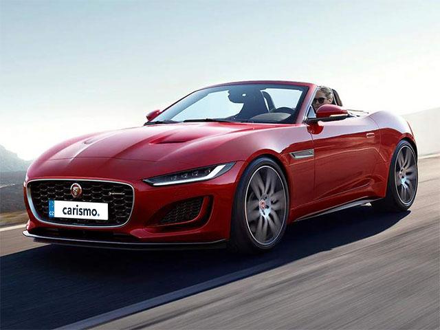 Jaguar F-Type Cabrio - recenze a ceny