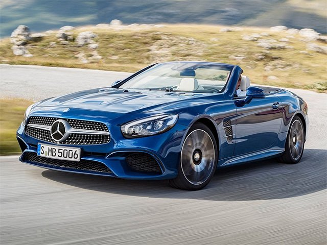 Mercedes-Benz SL - recenze a ceny | Carismo.cz