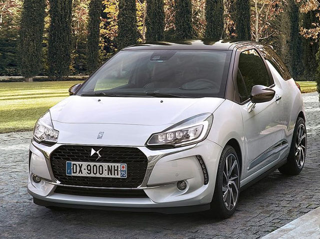 Video: DS 3 test auta