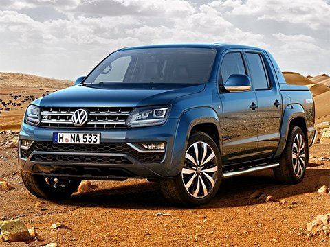 Video: Volkswagen Amarok test