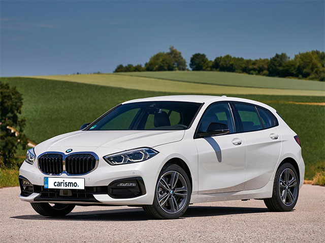 Video: BMW 1 5dv. Jízda