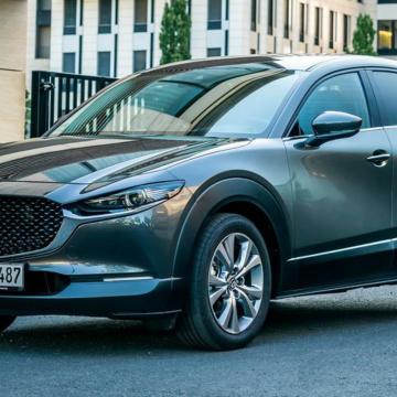 Mazda - slevy a skladové vozy
