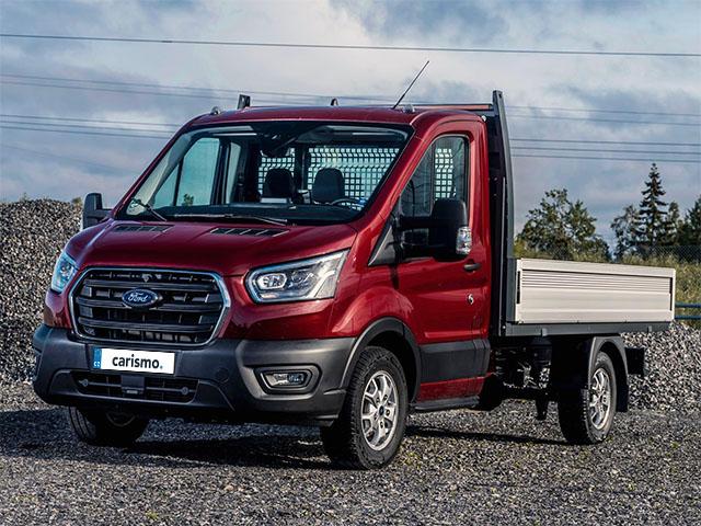 Ford Transit podvozek - recenze a ceny