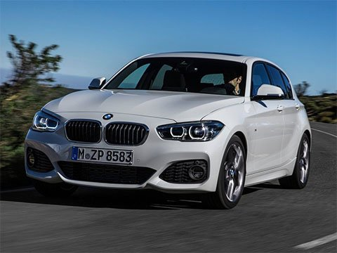 Video: BMW 1 5dv. recenze