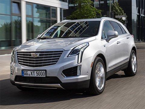Cadillac XT5 - recenze a ceny