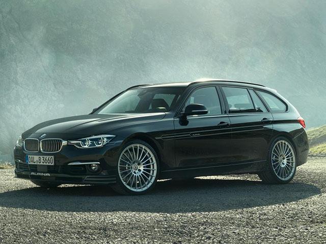 Video: BMW ALPINA B3 S BITURBO Touring test auta
