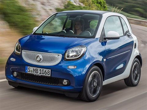 Smart Fortwo - recenze a ceny