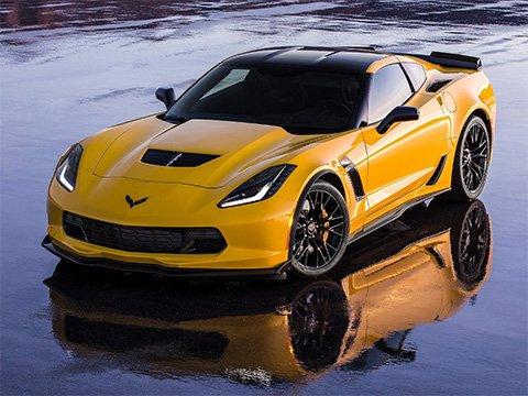 Chevrolet Corvette Z06 - recenze a ceny