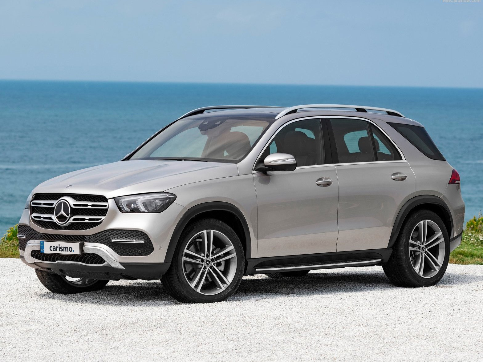 Mercedes-Benz GLE - recenze a ceny