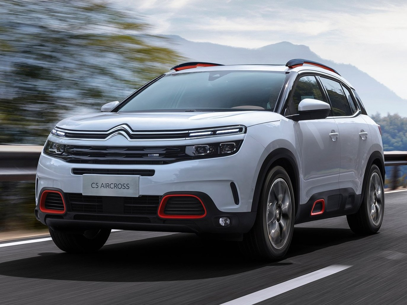 Citroën C5 Aircross - recenze a ceny