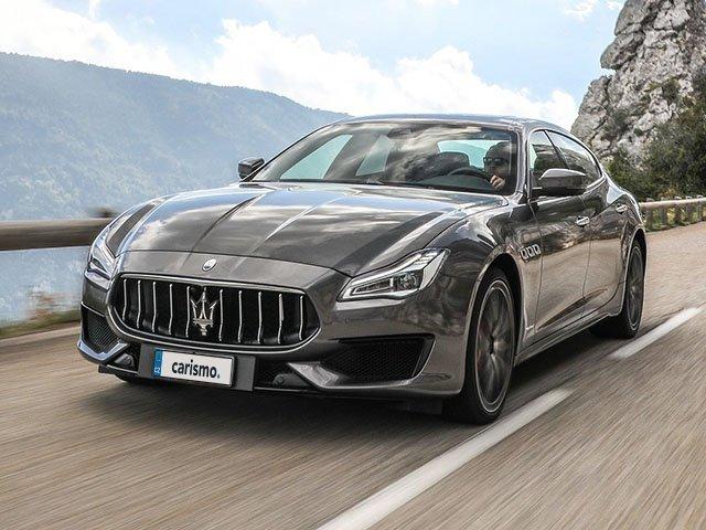 Maserati Quattroporte - recenze a ceny