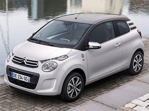 Citroën C1 3dv. - recenze a ceny