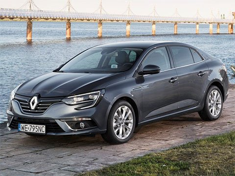 Renault Mégane GrandCoupé - recenze a ceny