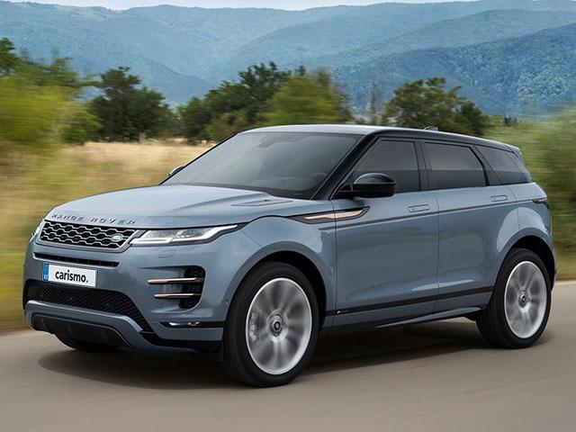 Land Rover Range Rover Evoque - recenze a ceny
