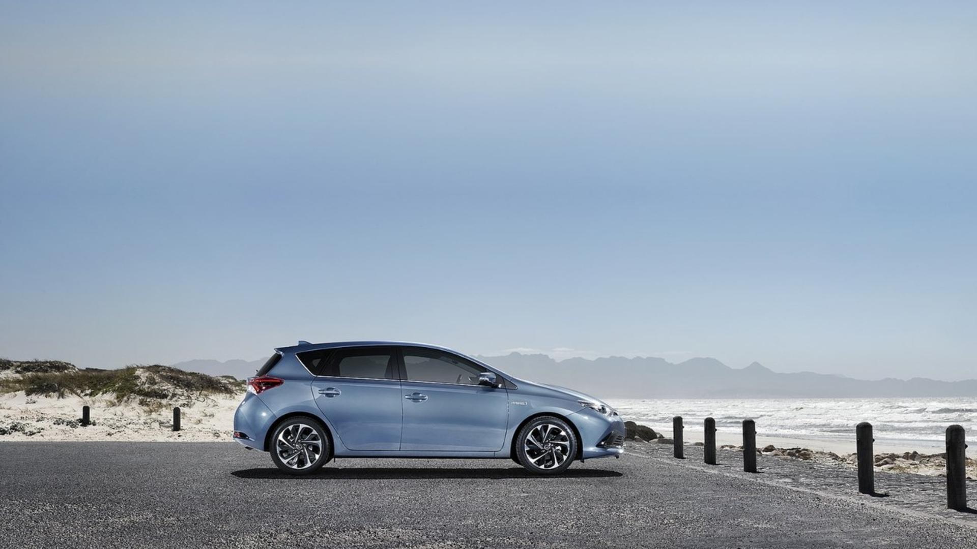 Toyota Auris - nejprodávanější model japonské značky za měsíc říjen