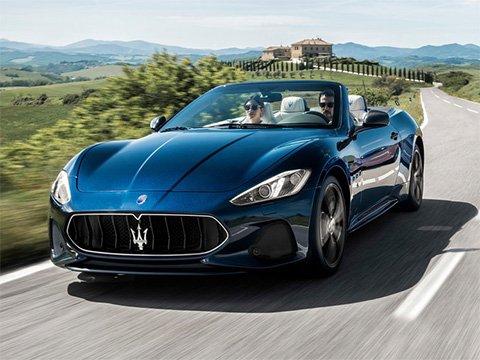 Maserati GranCabrio - recenze a ceny