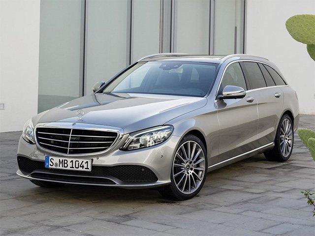 Video: Mercedes-Benz C kombi jízda a recenze