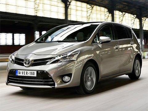 Toyota Verso - recenze a ceny