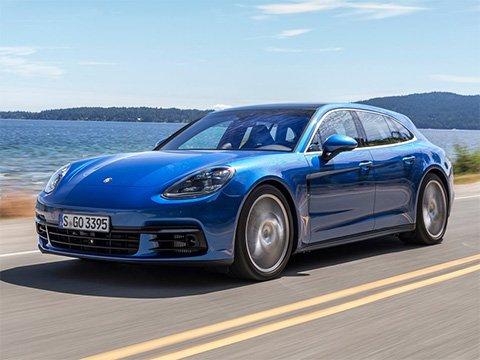 Porsche Panamera Sport Turismo - recenze a ceny