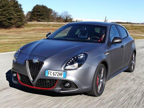 Alfa Romeo Giulietta - recenze a ceny