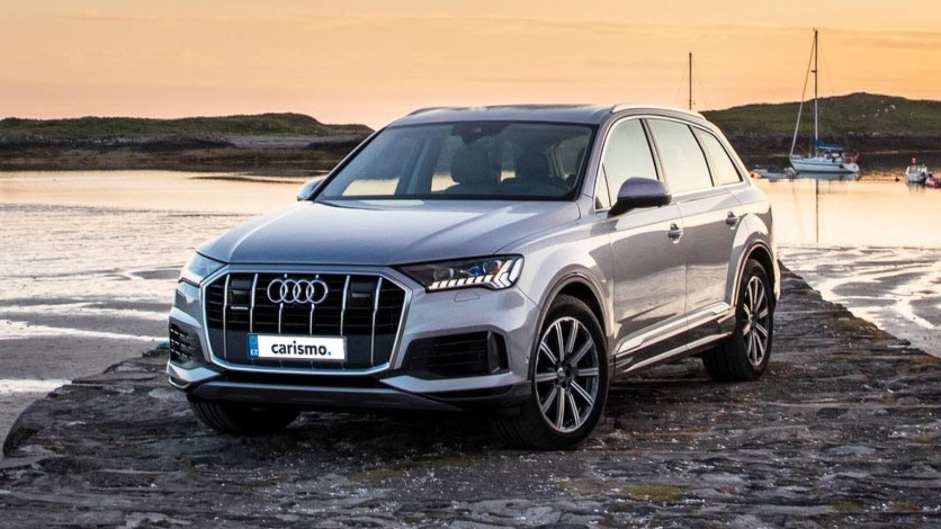 Audi Q7 za 18 982 Kč bez DPH