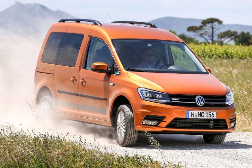 Volkswagen Caddy Beach - recenze a ceny