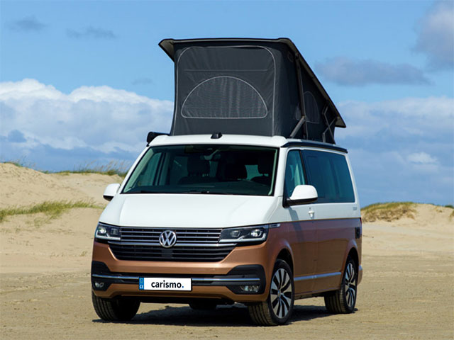 Volkswagen California 6.1 - recenze a ceny