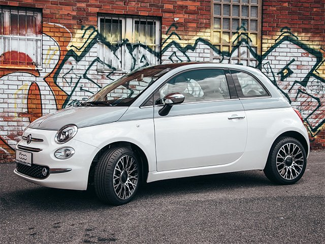 Video: Fiat 500 zrychlení 1.4 16V 100 PS MTA Dualogic