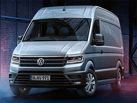 Volkswagen Crafter - recenze a ceny | Carismo.cz