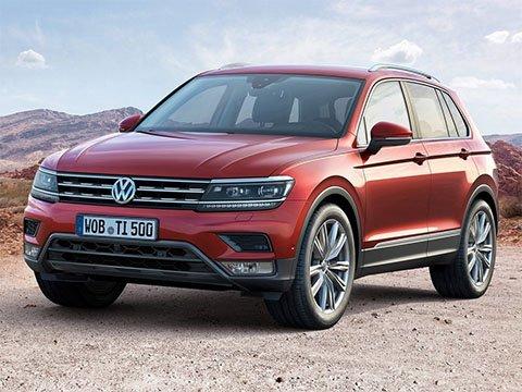 Video: Volkswagen Tiguan zrychlení