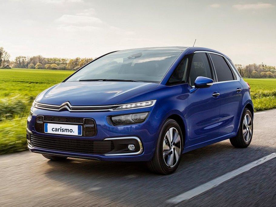 Citroën C4 SpaceTourer - recenze a ceny