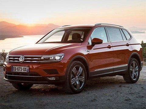 Volkswagen Tiguan Allspace - recenze a ceny