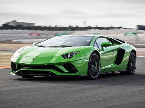 Video: Lamborghini Aventador zvuk a zrychlení 0-200 km/h