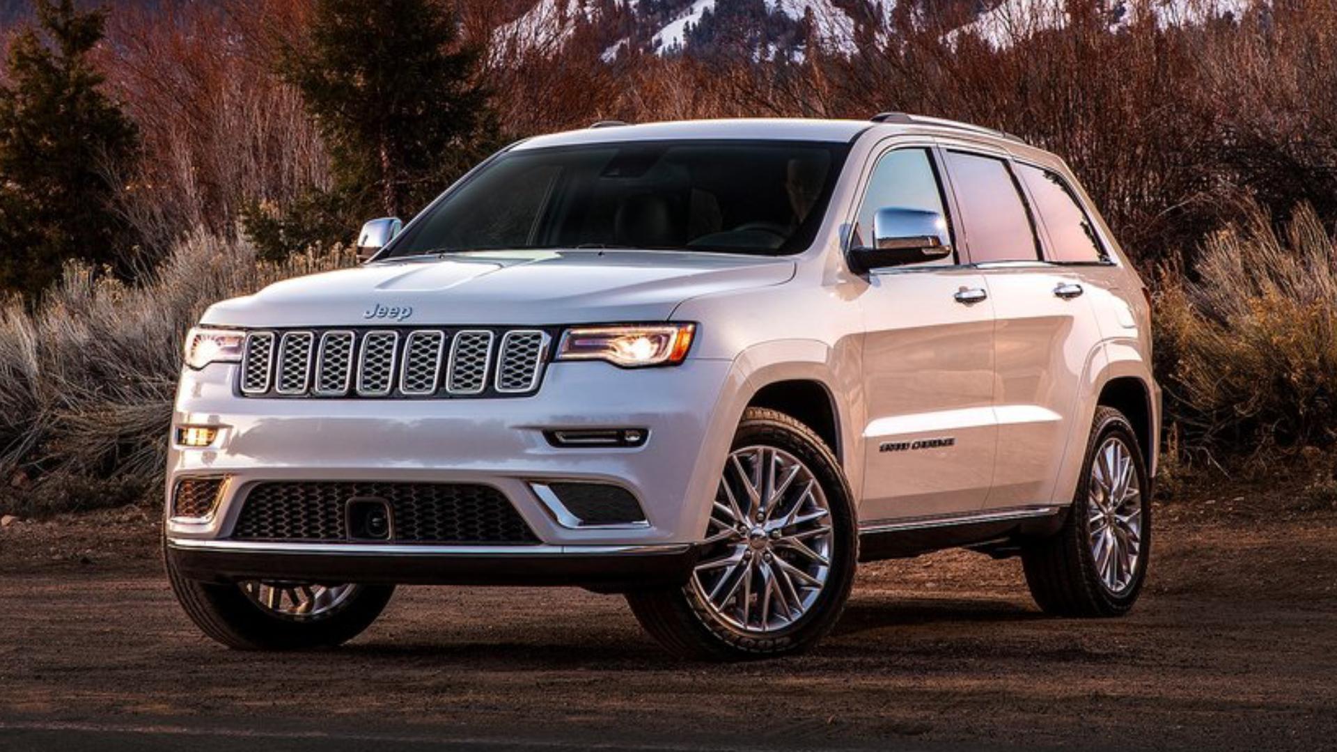 Jeep skladem se slevou až 30%