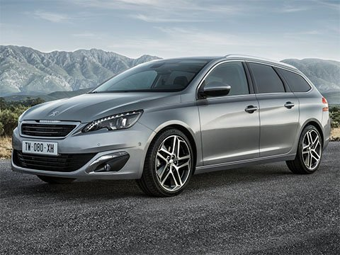 Peugeot 308 SW - recenze a ceny