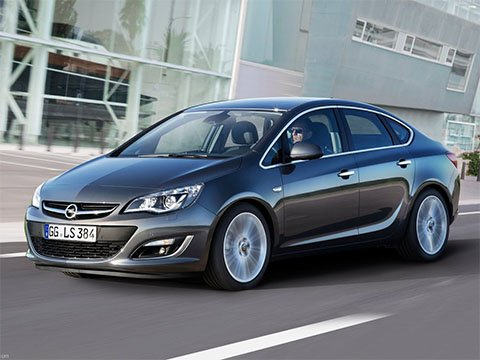 Opel Astra Classic - recenze a ceny