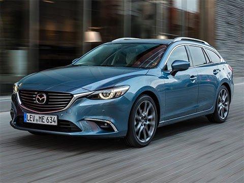 Mazda 6 Wagon - recenze a ceny