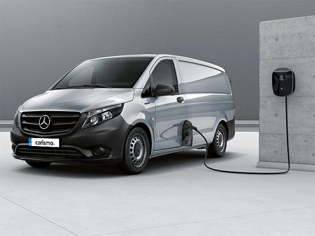 Mercedes-Benz EVito - recenze a ceny