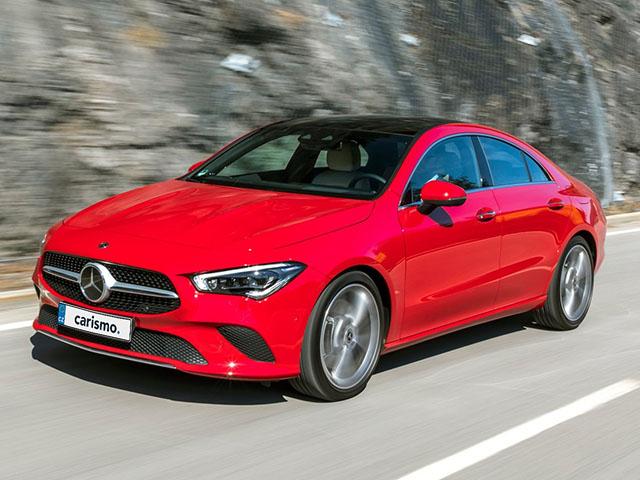 Mercedes-Benz CLA kupé - recenze a ceny | Carismo.cz