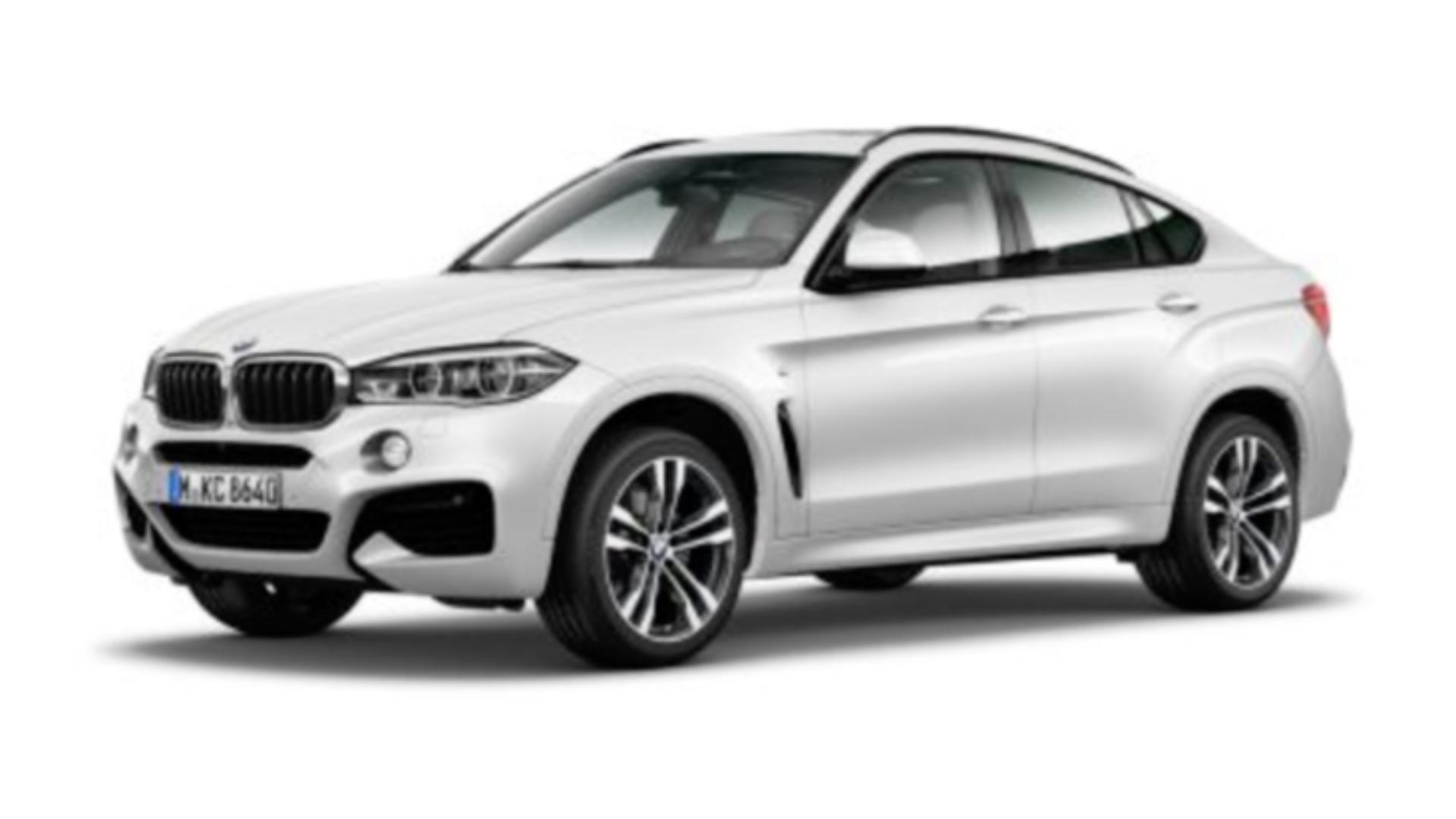 BMW X6 - sleva 30%