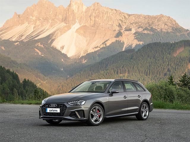 Video: Audi A4 Avant Interiér